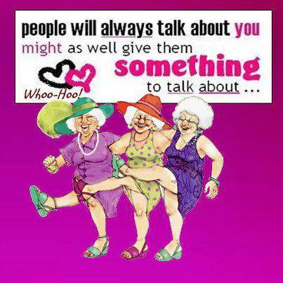 talk about ya