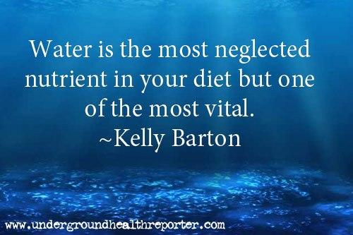 water-- water-- water--