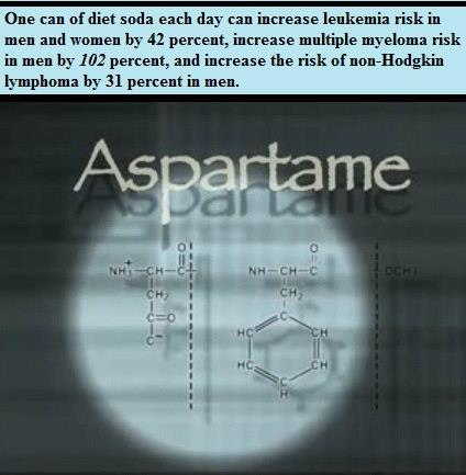 aspartame again