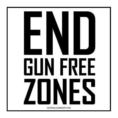 GUN FREE ZONES