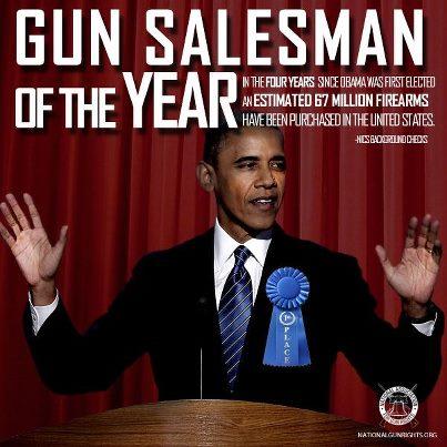 GUN SALES MAN