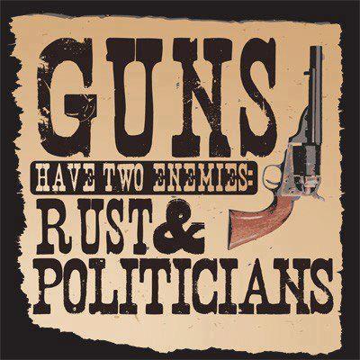 GUNS AND