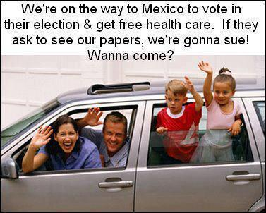 way to mexico