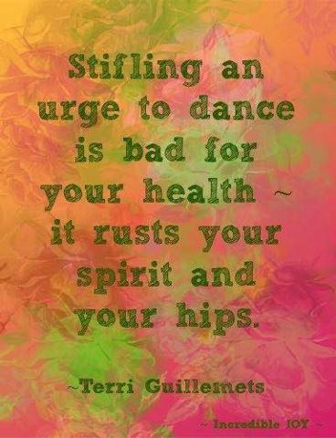 DANCE STIFLE