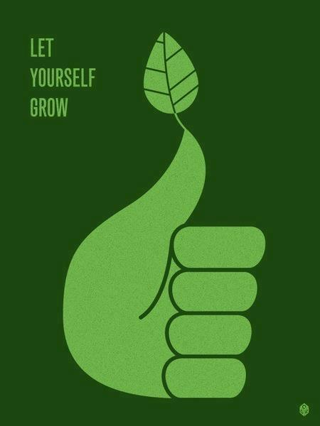 LET YOUR SELF GROW