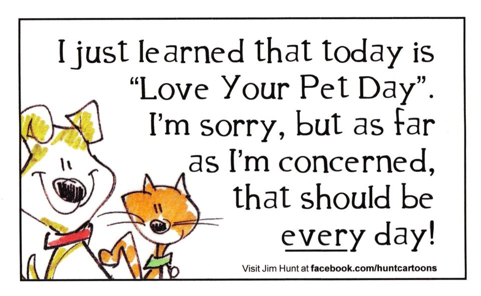 Image result for Love Your Pet Day