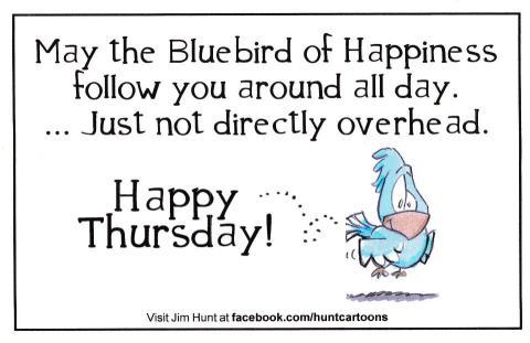 happy thrusday