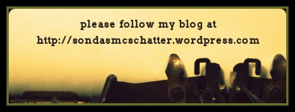 typewritter follow my blog