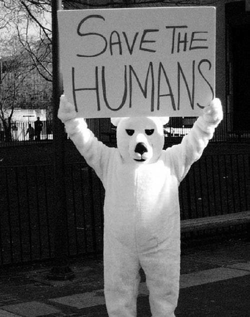 SAVE HUMANS