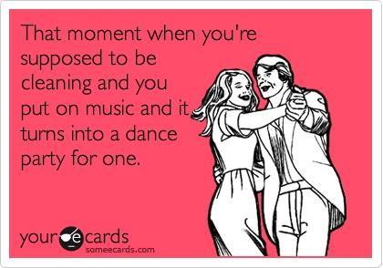 DANCE CLEAN