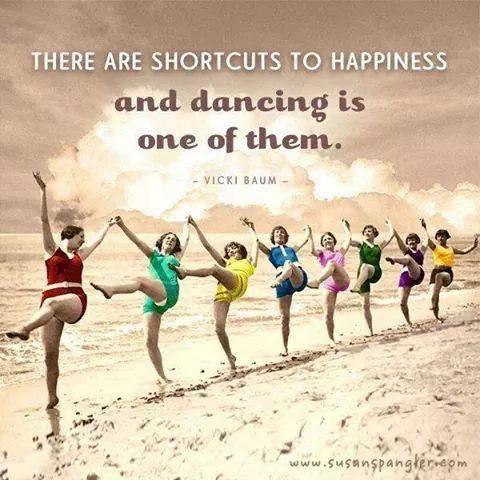 DANCING SHORTCUT