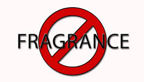 Avoid fragrance in products