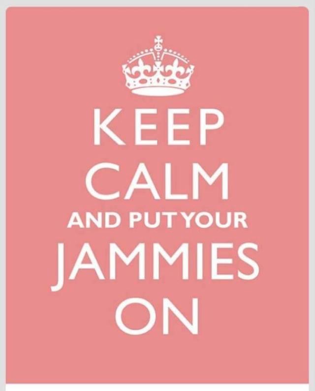JAMMIES ON