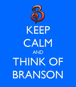 keep calm & think of branson!