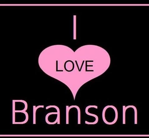 LOVE BRANSON