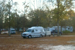 FL 24 CAMP GROUND SWANEE RIVER
