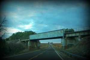 # ride 10 hwy 177 rr bridge