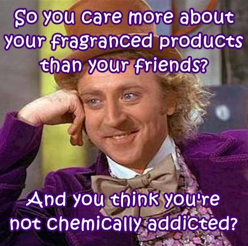 CHEMICAL ADDICTED