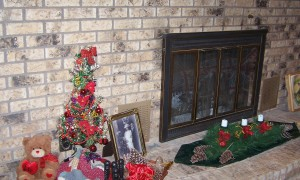 fireplace downstairs 1