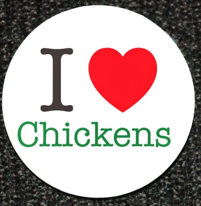 LOVE CHICKENS