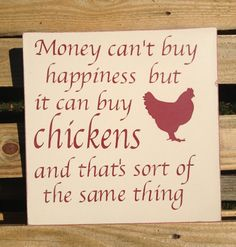 CHICKENS BUY