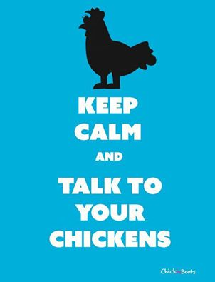 CHICKENS TALK