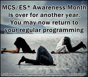 MCS AWARENESS OVER