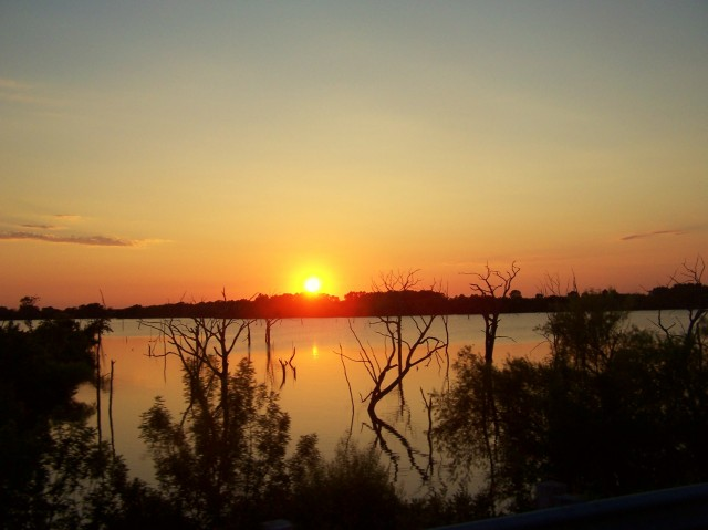 ELDORADO LAKE SUNSET 4