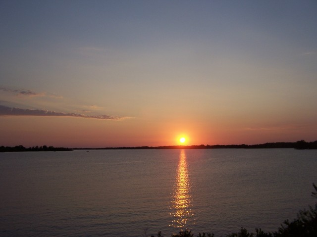 ELDORADO LAKE SUNSET 5