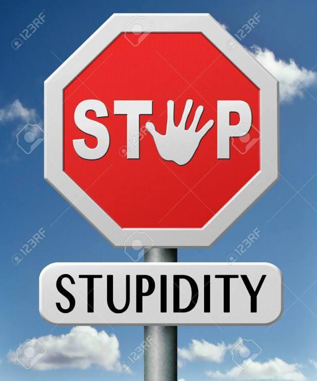 stop-stupidy