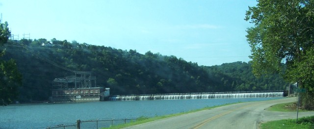 POWER SITE DAM 2
