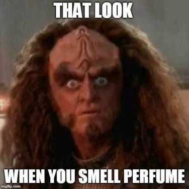 SMELL PERFUME