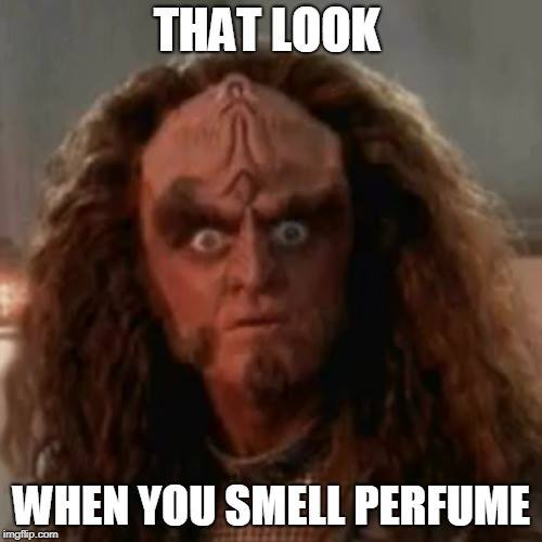 SMELL PERFUME