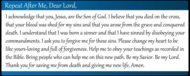 prayerofsalvation