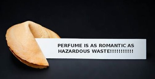 PERFUME IS